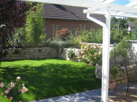 Gartengestaltung axel seifert gestaltung mit steinen for Gartengestaltung gehwege